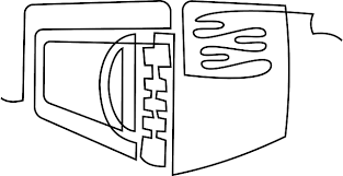 Free vector graphic microwave oven oven clipart free image on 2