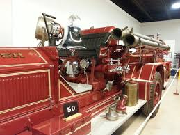 100 First Fire Truck Did You Know Hall Of Flame Museum KJZZ