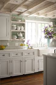 Extraordinary Ideas Rustic White Cabinets Kitchens Design