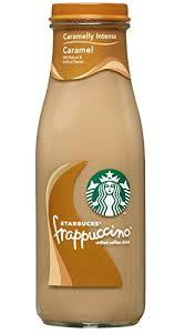 Starbucks Frappuccino Caramel 137 Oz