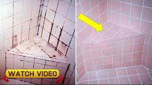 this method to clean bathroom tiles is 100 times more potent than