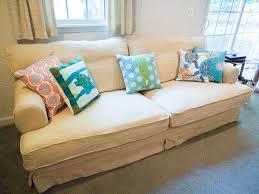 ekeskog 3 seater sofa cover custom slipcovers sofa covers and