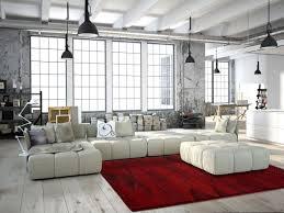 wohnzimmer einrichten die wichtigsten tipps teppich flor