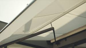 Motorize Your Retractable Awning And Automate Your Home With Somfy Castlecreek Retractable Awning 234396 Awnings Shades At Miami Motorized The Company Residential Commercial Awntech 24 Ft Key West Manual 120 In Latest Canopy Installation News Near Wakefield Ma Sunspaces Jackson Nj 08527 By Shade One Aleko Youtube For Wind Rain All Itallations Repairs Springfield Oh