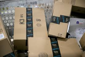 Amazon To Roll Out A Fleet Of Branded Trailer Trucks | Fortune Amazons New Delivery Program Not Expected To Hurt Fedex Ups Cnet Amazon Delivery Fail Amzl Drives In Yard Then Amazonfresh Rolls Into San Diego The Uniontribune Grocery Business Quietly Expands Parts Of New Putting Fedex Out Business Start Shipping Company Adds Tool Its Own Truck Trailers Chicago Tribune Threat Tries Its Own Deliveries Wsj Tasure Truck Is Coming Whole Foods Parking Lots Eater Amazoncom Postal Service Kids Toy Toys Games Has Changed The Way You Shop For Food Consumer Reports Prime Members Now Have Access Car Service Will Kill