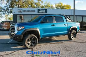 100 Arrow Hwy Truck Parts Used 2016 Toyota Tundra SR5 TRD OffRoad For Sale In Broken