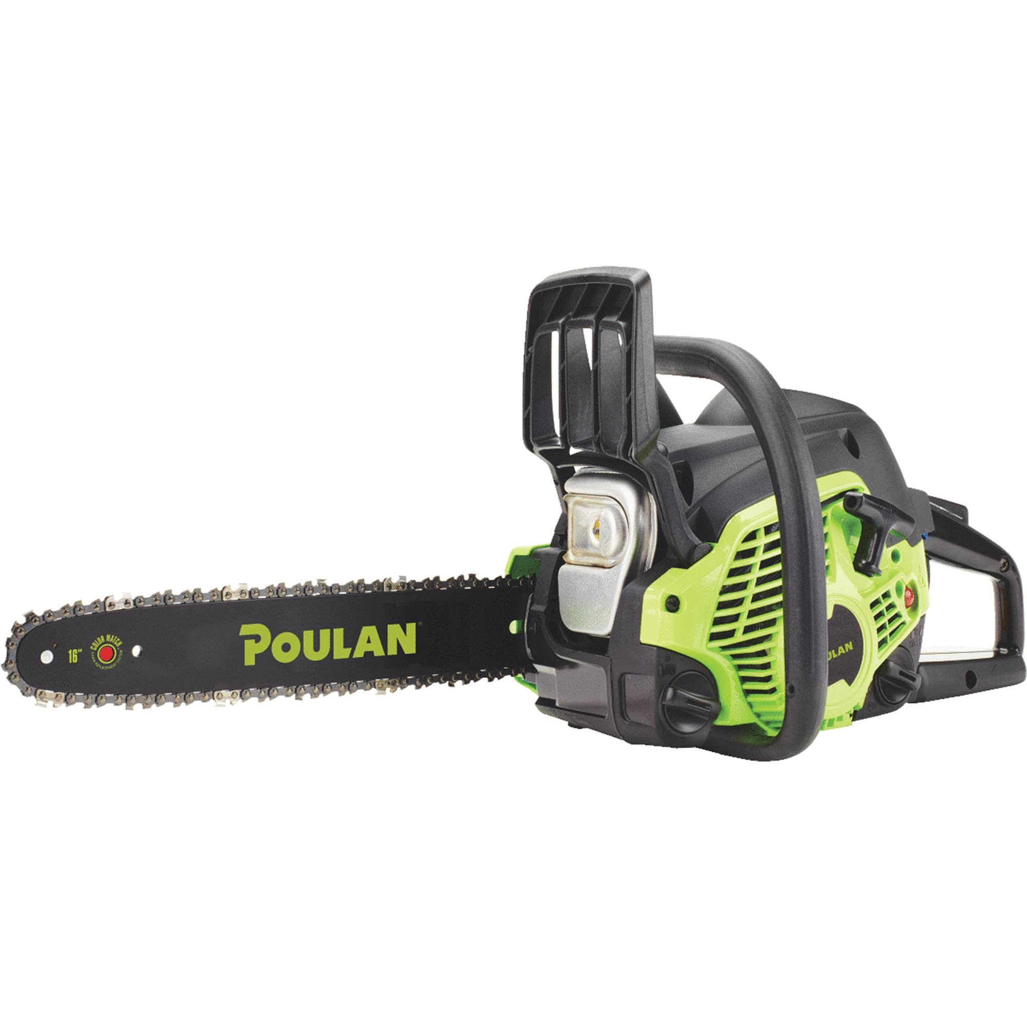 Poulan Pro 2 Stroke Poulan Gas Powered Chainsaw - 38cc, 16""