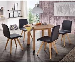 pharao24 esstisch mit stühlen mit rundem tisch stühle in