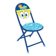 Amazon.com: Nickelodeon SpongeBob SquarePants Folding Parlor ...