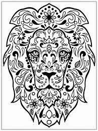 Coloring Pages Detailed Printable Breadedcat Free And Blank For Adults