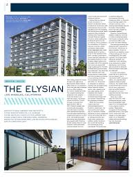 100 David Gray Architects EA_03_2016 By The Newspaper Issuu