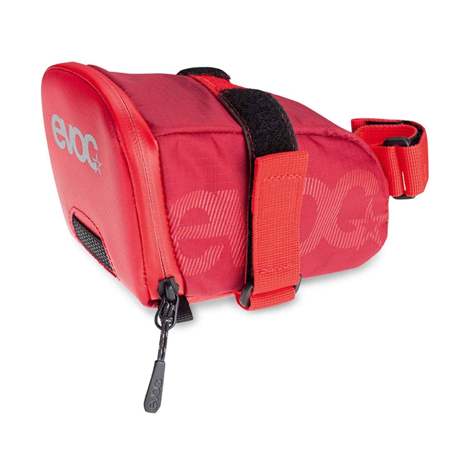 Evoc Tour Saddle Bag - Red/Ruby, 1L