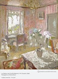 la chambre la chambre the pink bedroom national galleries of scotland