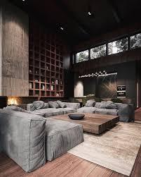 100 Minimalist Loft Design Minimalist Living Room Living Room