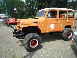 100 Willys Truck Parts 1959 Jeep For Sale ClassicCarscom CC1114484
