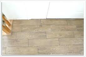 Random Wood Look Tile Pattern Plank Installing Atelierdecoco
