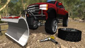 100 3d Tow Truck Games Fix My 4x4 Offroad Pickup Mechanic By FireRabbit Inc