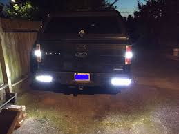 12 Mini-LED Reverse Lights (drilled Into Rear Bumper) Lighting Truck Guys Inc 2009 2014 Cree Led Reverse Lights F150ledscom 201518 High Powered Rear Backup Lights Ford F150 Forum Community Of Fans Problem With Back Up House Tuning 60watt Diffused Flood Flush Mount Backup Light Rangerforums The Ultimate Ranger Resource Puddle Side Aux Installed Today Dodgetalk Dodge Car Forums Kc Hilites Lzr Backup System 312