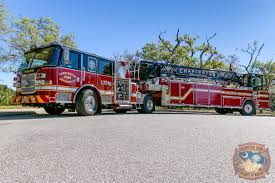 100 Used Trucks Charleston Sc Takes Delivery Of Ladder 101 A 2017 Pierce Arrow XT