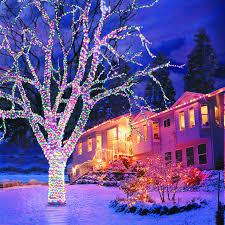 Menards Christmas Trees White by Door Led Christmas Lights Outdoor Timer Menards Light Switch