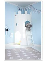 chambre fille bleu inspiration chambre enfant bleu