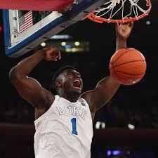 NBA Zion Williamson Schwärmt Von Madison Square Garden Und New York