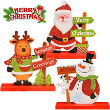 Amazoncom Gift Boutique 3 Christmas Table Decorations For Dinner