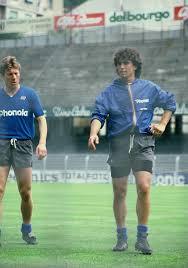100 Mannini Moreno Et Luca Pellegrini 1985 Sampdoria My Team