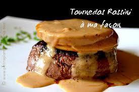 cuisiner un foie gras cru tournedos rossini à ma façon petits plats entre amis