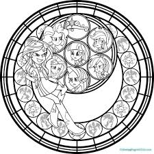 My Little Pony Sunset Shimmer Coloring Pages 1025 18 Equestria Girl Page