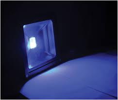astonishing blue led outdoor flood lights 75 on 300 watt flood
