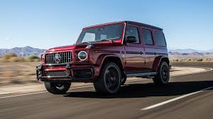 100 Motor Trend Truck Of The Year History MercedesBenz GClass 2019 SUV Of The Contender