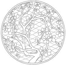 Chinese Garden More Coloring Pages