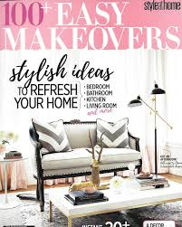 Living Room Makeovers 2016 by Style At Home 100 Easy Makeovers 2016 U2013 Tonic Living