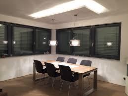 smarte deckenleuchte indirekte beleuchtung showroom
