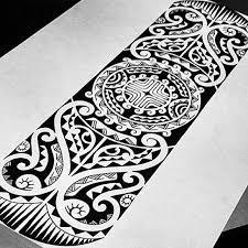 Tribales Tribal Band TattooArmband TattooMaori