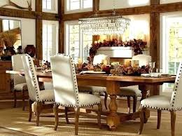 Pottery Barn Dining Room Sets Table Best