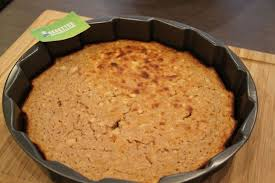 dessert aux pommes sans gluten gâteau frangipane aux pommes sans gluten thermomix