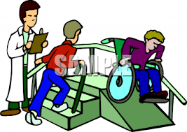 Physical therapy clipart Clipart Collection