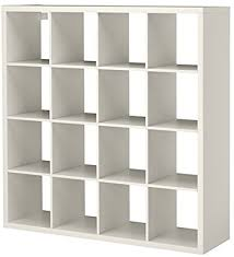 ikea kallax shelving unit white 147x147 cm co