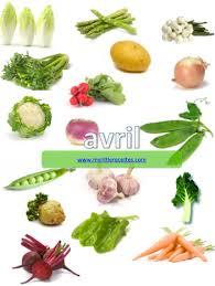 cuisiner les l umes de saison produits de saison avril légumes my recettes potager