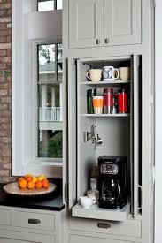 25 ideen um die elektrogeräte in der küchenzeile zu