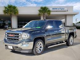 Pre-Owned 2017 GMC Sierra 1500 SLT Crew Cab Pickup In Tyler #X832 ... Bmw Pickup Truck Concept On Behance E92 M3 This Is Just Wrong E46 330i Pickup Truck Bmw Upcoming Cars 20 Rules Out Due To Lack Of Business Case 2019 Rumored Getting Its Parts From The New With Mercedesbenz Xclass Finally Revealed What Will This Do Bmws Awesome Packs 420hp And Close To 1000 Pounds Says They Never Make A A Sure It Can Be Yours If Youre Good At Body