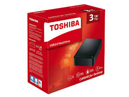 toshiba canvio for desktop 3tb external hard drive hdwc330xk3j1