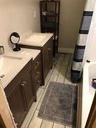 glacier bay bath vanity tops artisan bathroom drifton home depot