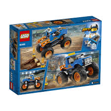 LEGO City Monster Truck - 60180 | Kmart