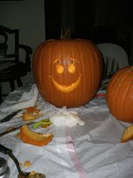 Where Did Carving Pumpkins Originated by First Ever Pumpkin Carvings Stray Thoughts