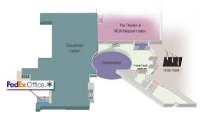 Mgm Grand Floor Plan by Mgm National Harbor Washington Dc Business Printing