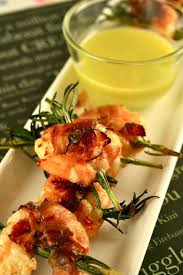 dining canapes recipes thepassionatecook canapés and finger food