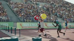 ▷ Geico Weightlifter Wins Track Race - GEICO Insurance Ad ...